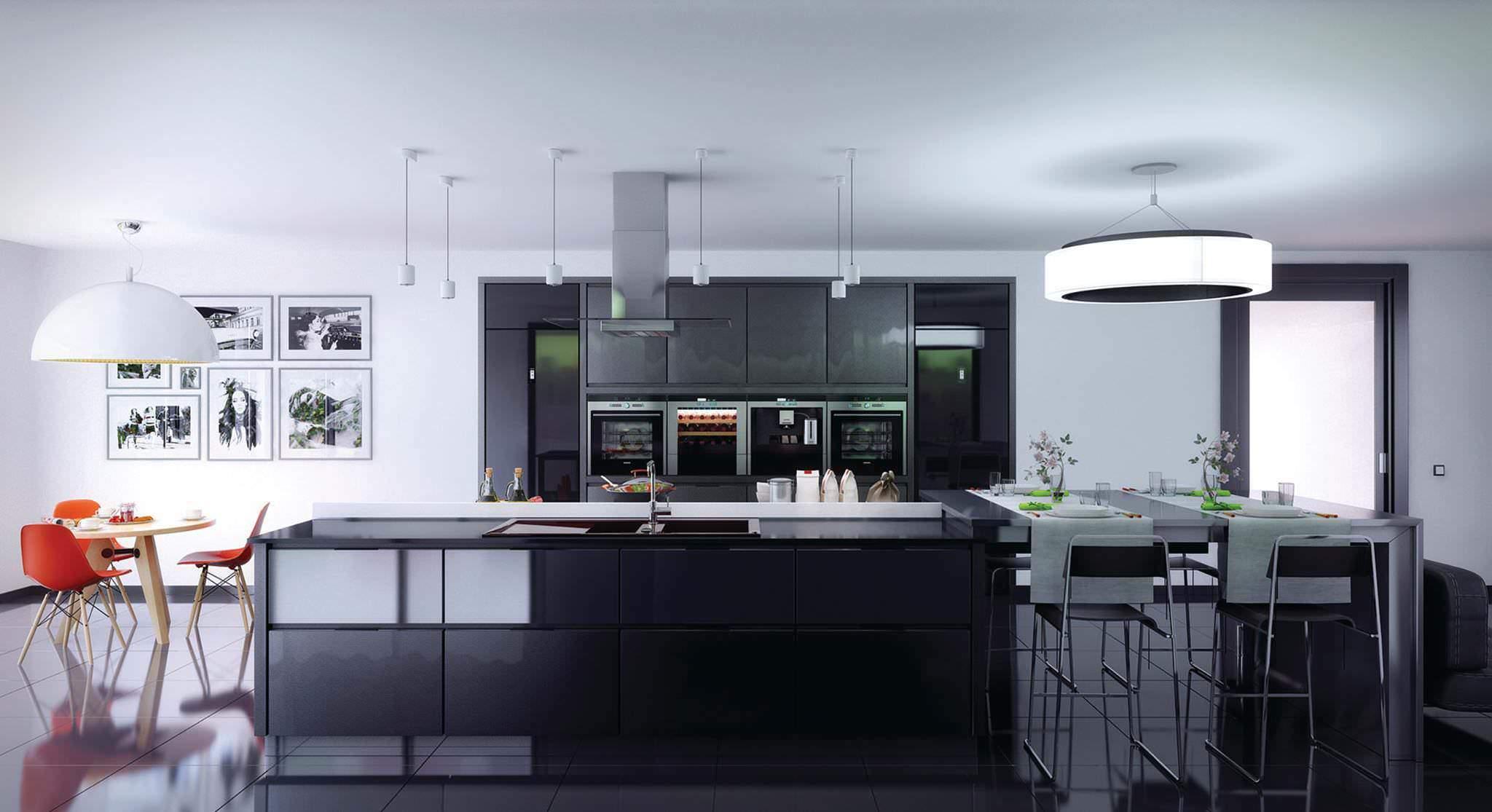 une cuisine de r ve tape par tape r novation desch nes. Black Bedroom Furniture Sets. Home Design Ideas