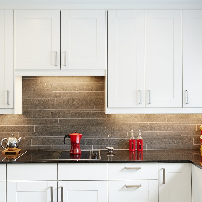 Rénovation d'une cuisine et salon