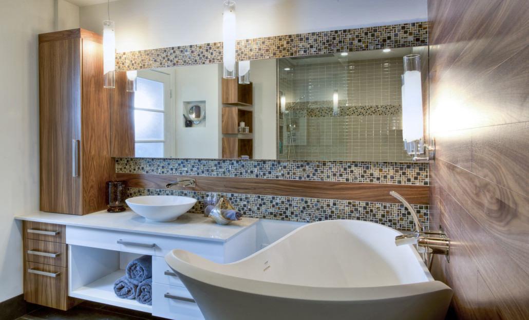 Salle de bain rue saint ambroise r novation desch nes for Salle de bain saint brieuc