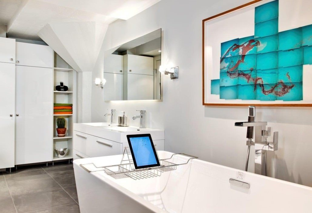 Transformation D 39 Une Salle De Bain R Novation Desch Nes